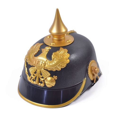 Kaiser Helmet German Soldier Fancy Dress Accessory